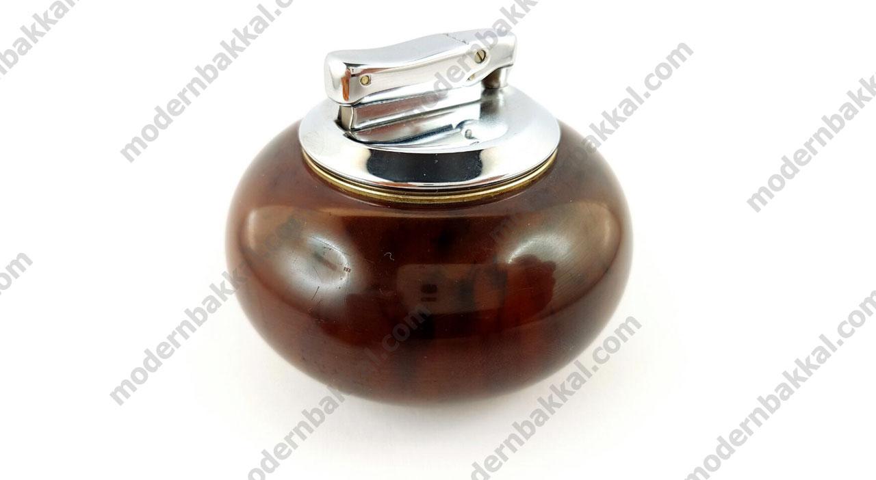 Eski Katalin Çakmaklık / Old Catalin Lighter - 258 Gram