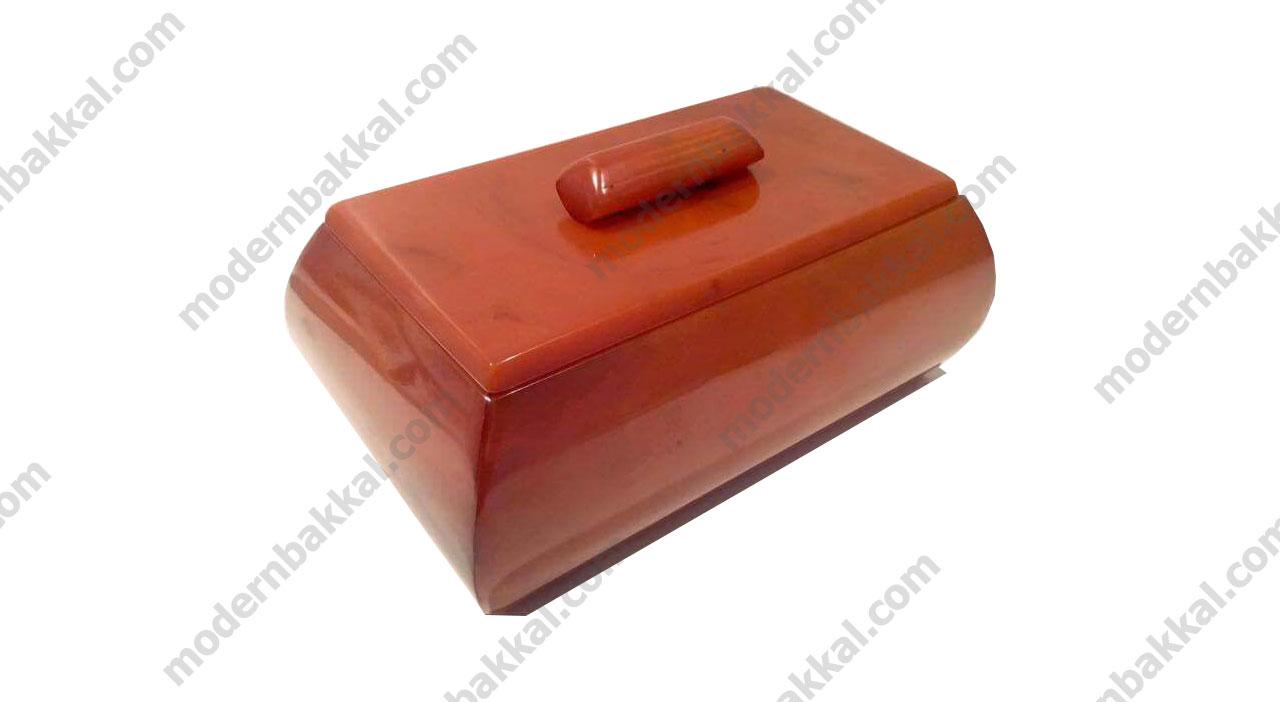 Eski Katalin Sigara Kutusu / Old Catalin Cigaretta Box