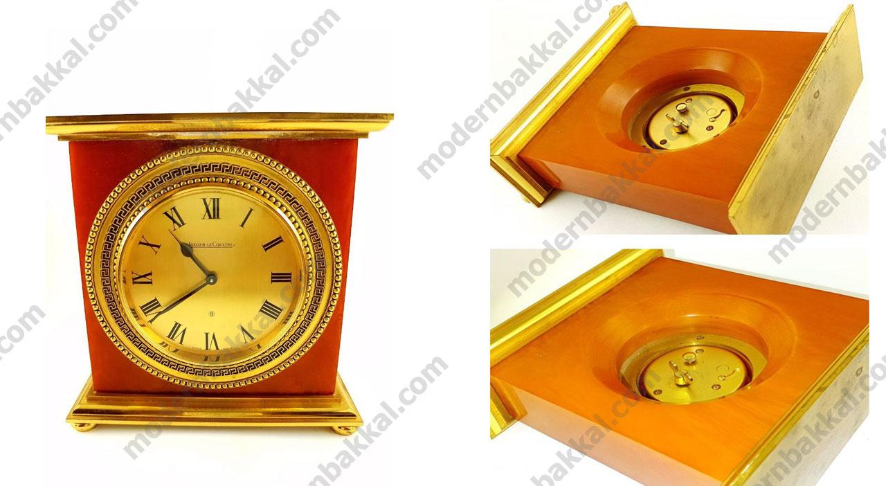 Jeager Lecoulte Katalin Masa Saati / Jeager Lecoulte Catalin Table Clock